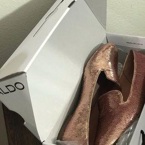 Aldo Shoes - ALDO sequined flats